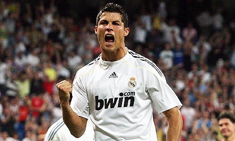 Cristiano Ronaldo, CR7, Lionel Messi, Real Madrid. Almeria, Athletic Bilbao, Telmo Zarra, Hugo Sanchez, Giocatori, calcio, goal, campionato spagnolo, liga